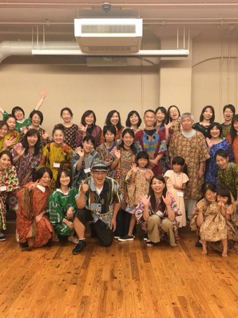神戸アート林間学校