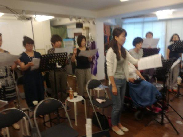 7/2(火)豊中昼レッスン/講師:伊丹直子